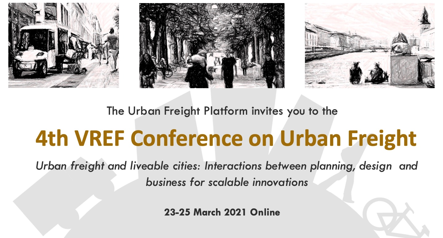 POLIS at the VREF Conference on Urban Freight