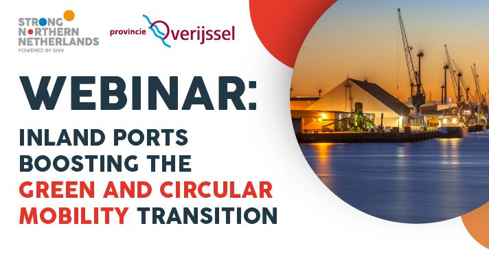WEBINAR | INLAND PORTS BOOSTING THE GREEN AND CIRCULAR MOBILITY TRANSITION