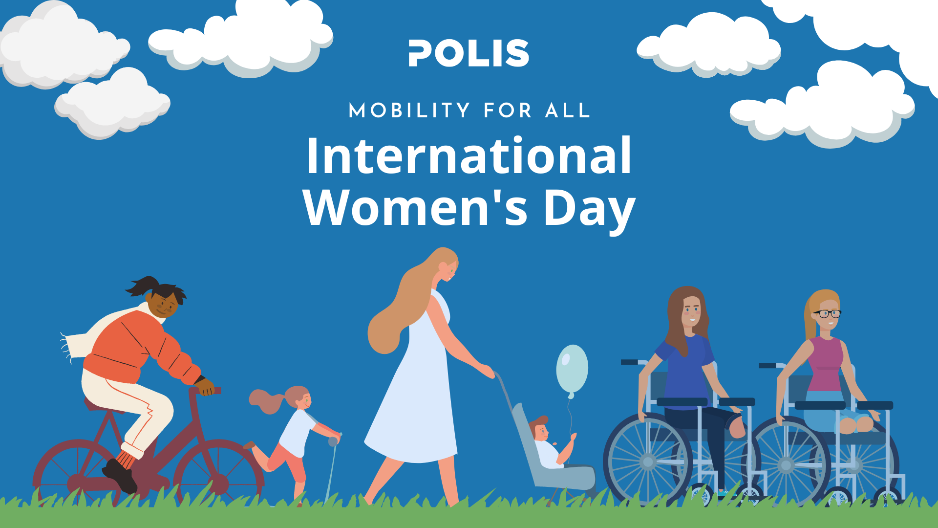 Under her own steam: Closing the mobility gender gap