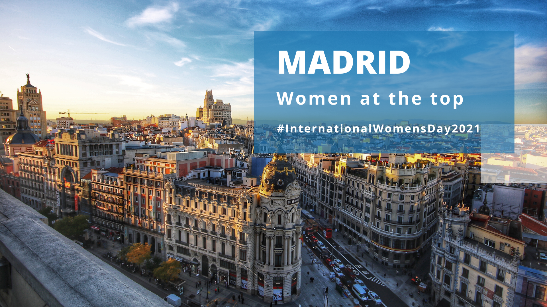 Madrid: Women at the top