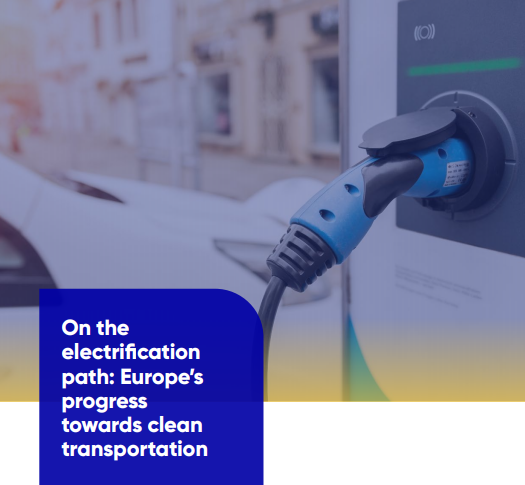 New report outlines state of EV charging in Europe