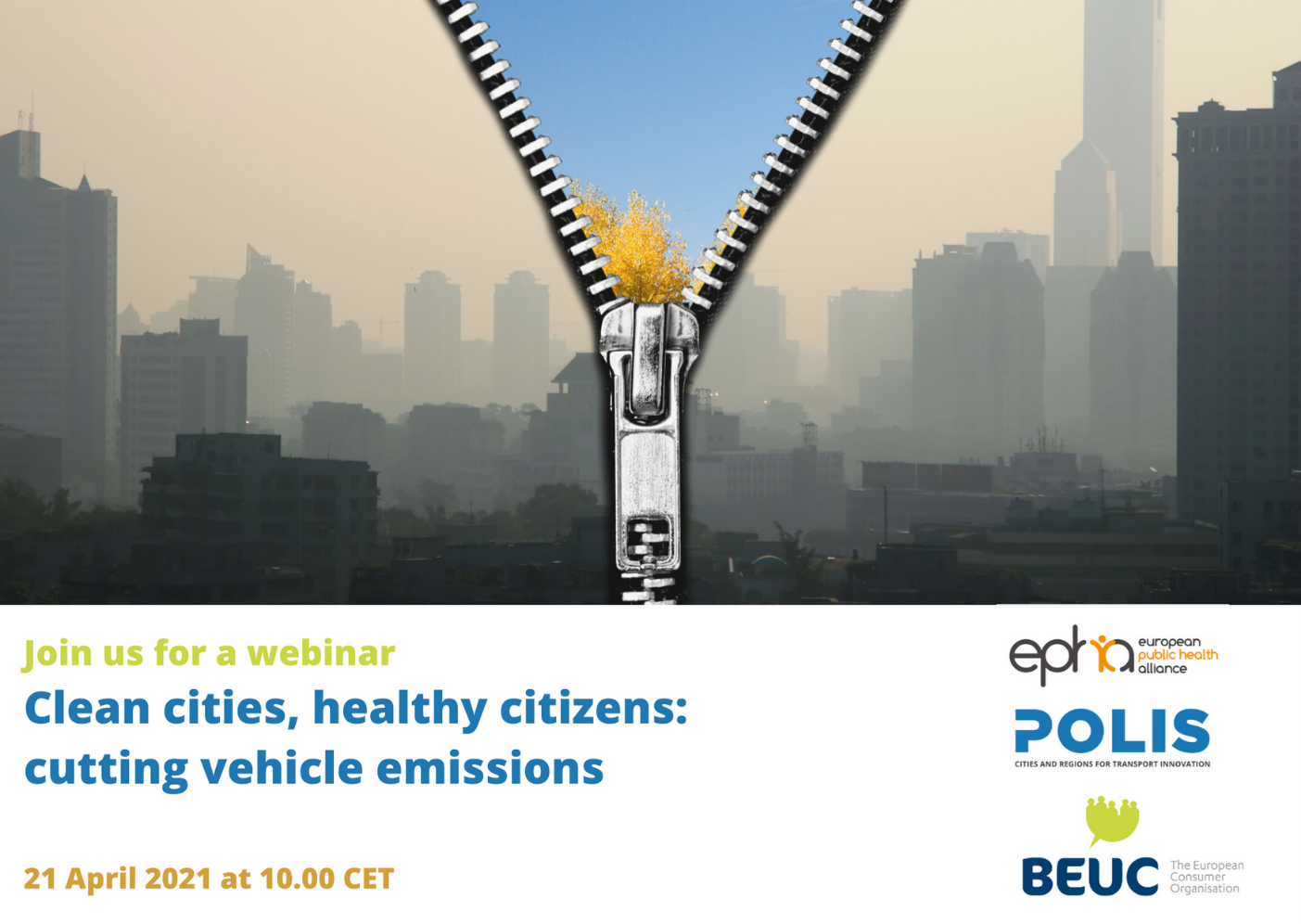 Clean cities, healthy citizens: cutting vehicle emissions