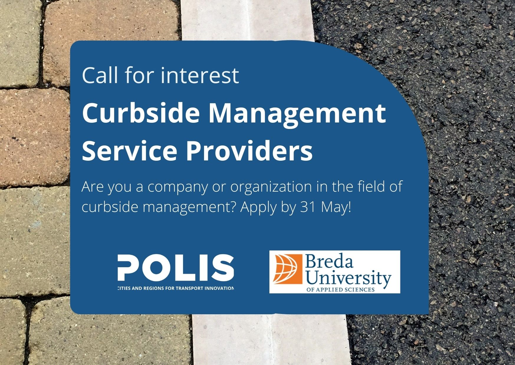 Call for Interest: Curbside Management Services Providers