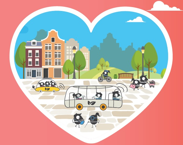 Share your stories during this year's European Mobility Week!