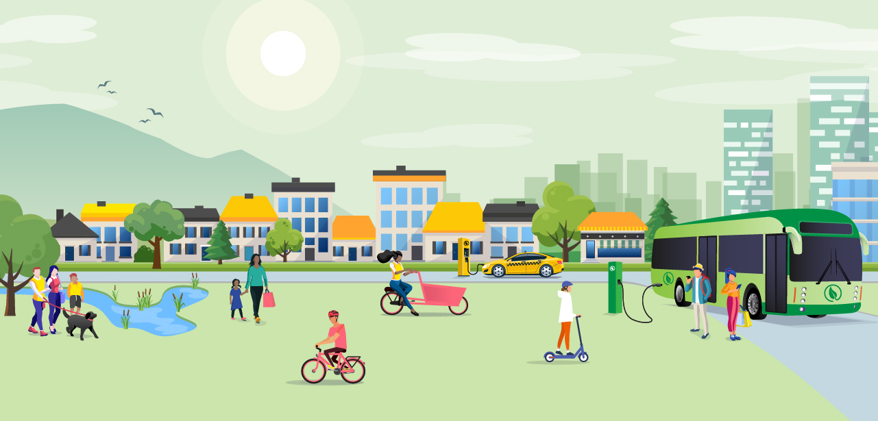 New Urban Mobility Initiative: Five consultation workshops for stakeholders in June