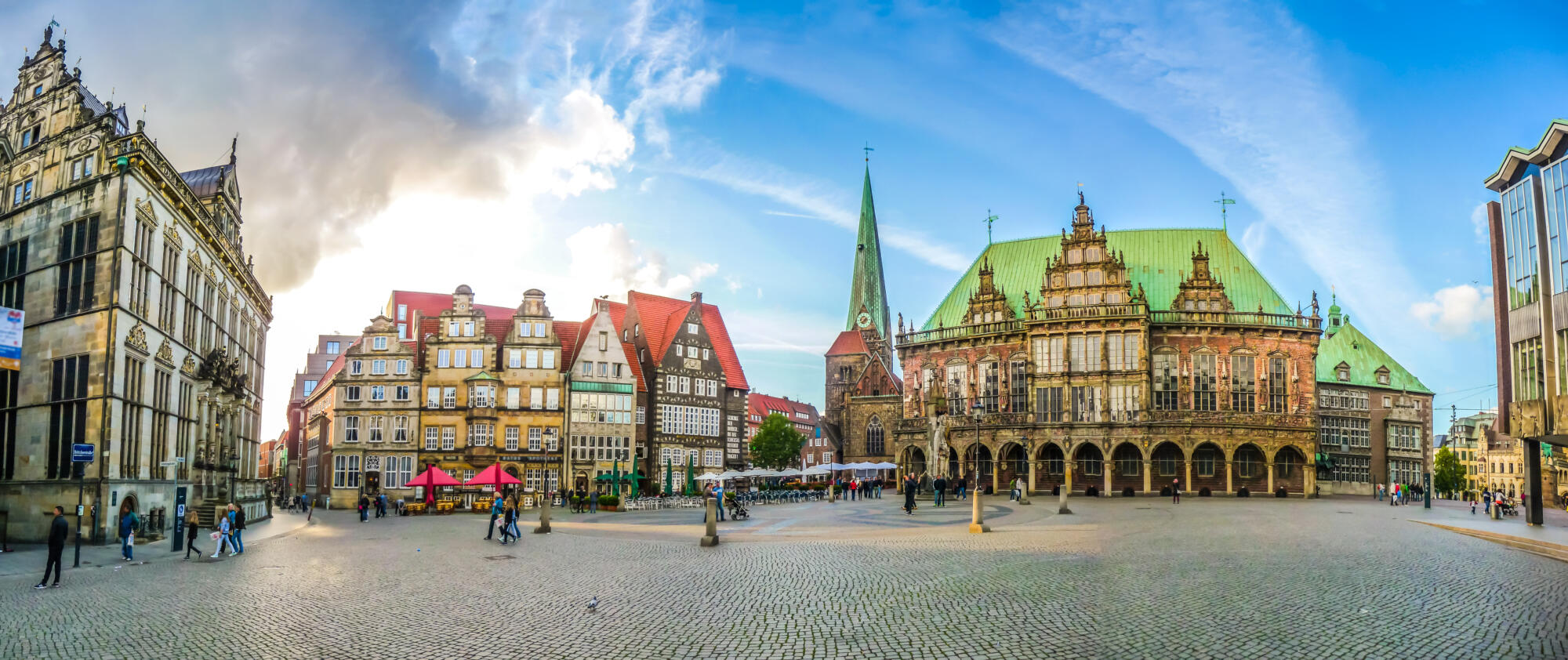 SUNRISE Bremen: Street Space Management – Key for mobility and quality of life