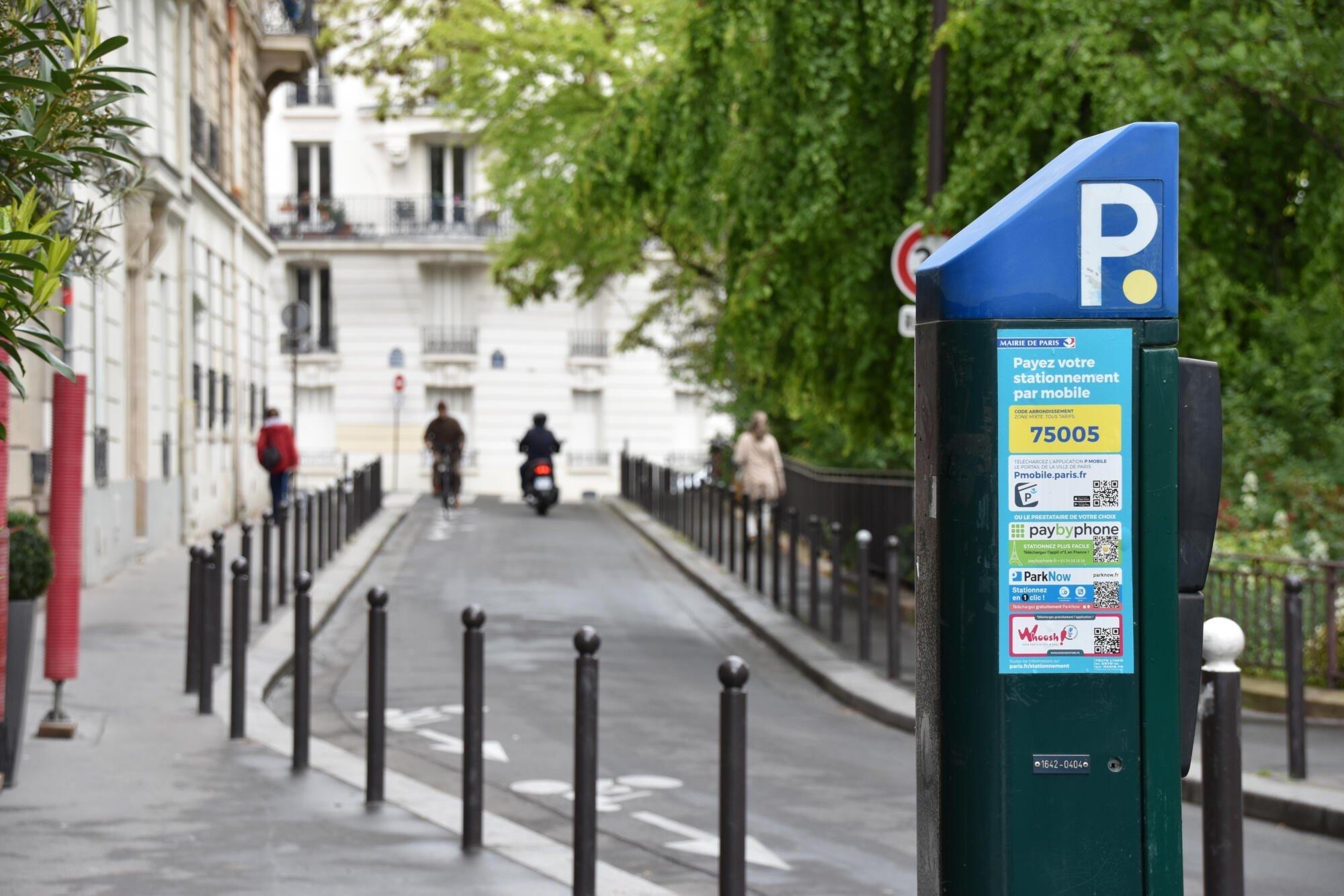 Paris is radically changing parking management