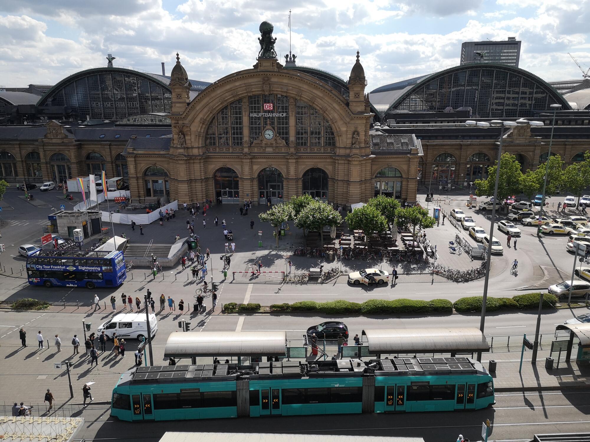 POLIS welcomes new member FrankfurtRheinMain