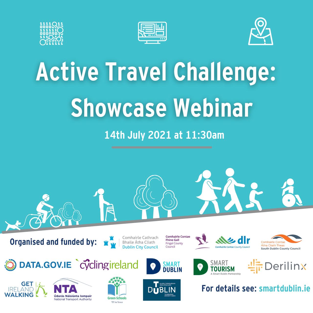 Active Travel Challenge: ShowcaseWebinar