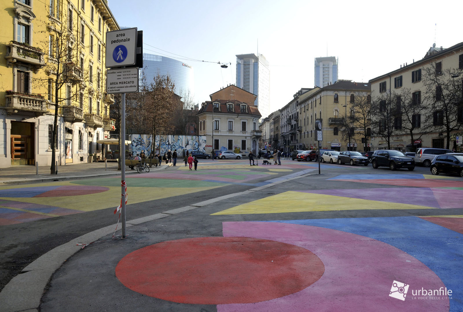 Piazze Aperte: Milan is giving its squares back to residents
