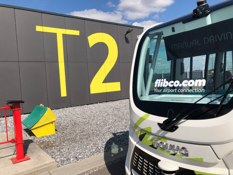 Ride2Autonomy: New EU-Funded Project to Promote Automated Shuttles' Integration into Public Transport