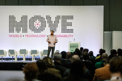 MOVE 2021 Conference: Mobility Re-Imagined