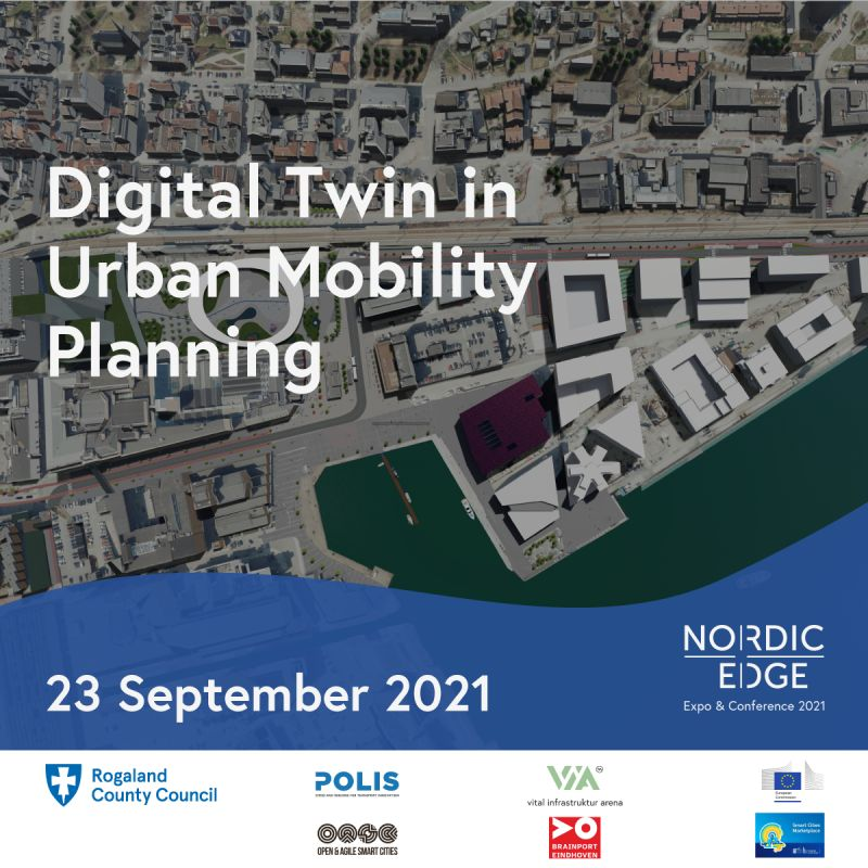 Digital Twin in Urban Mobility Planning