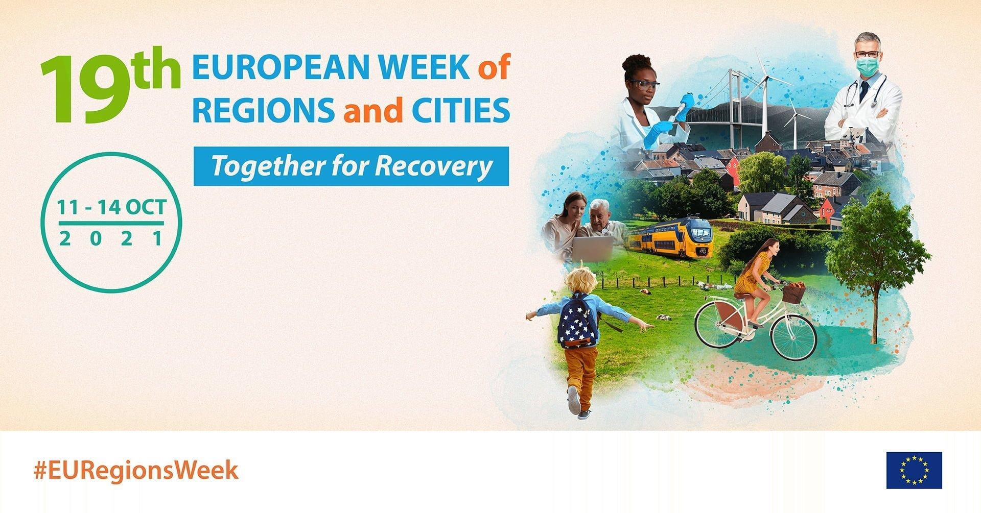POLIS & members at the EU Week of Regions and Cities