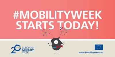 EUROPEAN MOBILITY WEEK 2021: safe and healthy with sustainable mobility