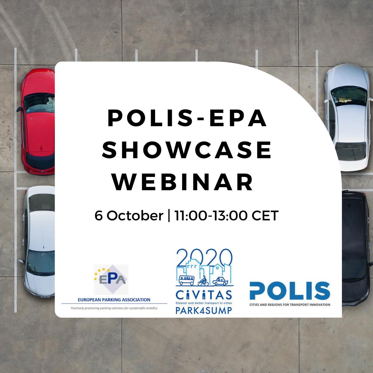 POLIS and EPA launch a new webinar series