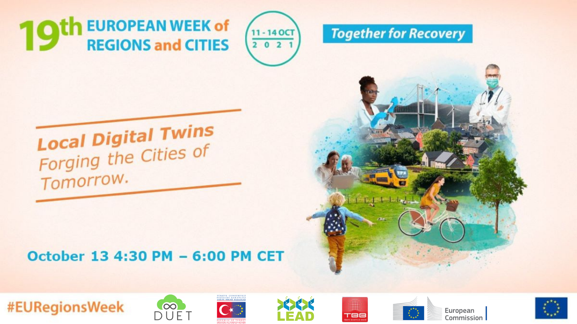 Local Digital Twins Workshop: Forging the cities of tomorrow