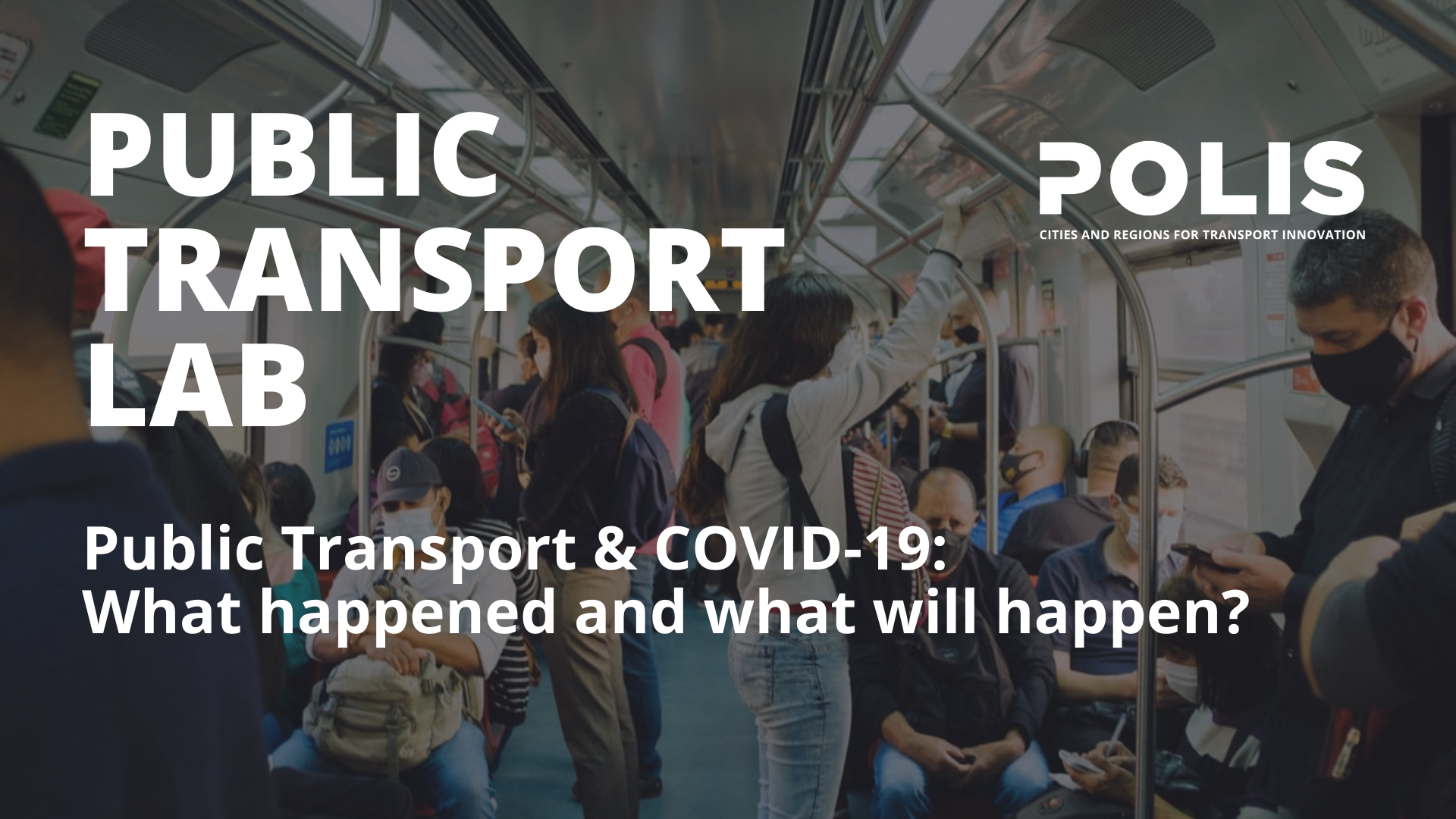 Public Transport Lab kicks off with a bang!