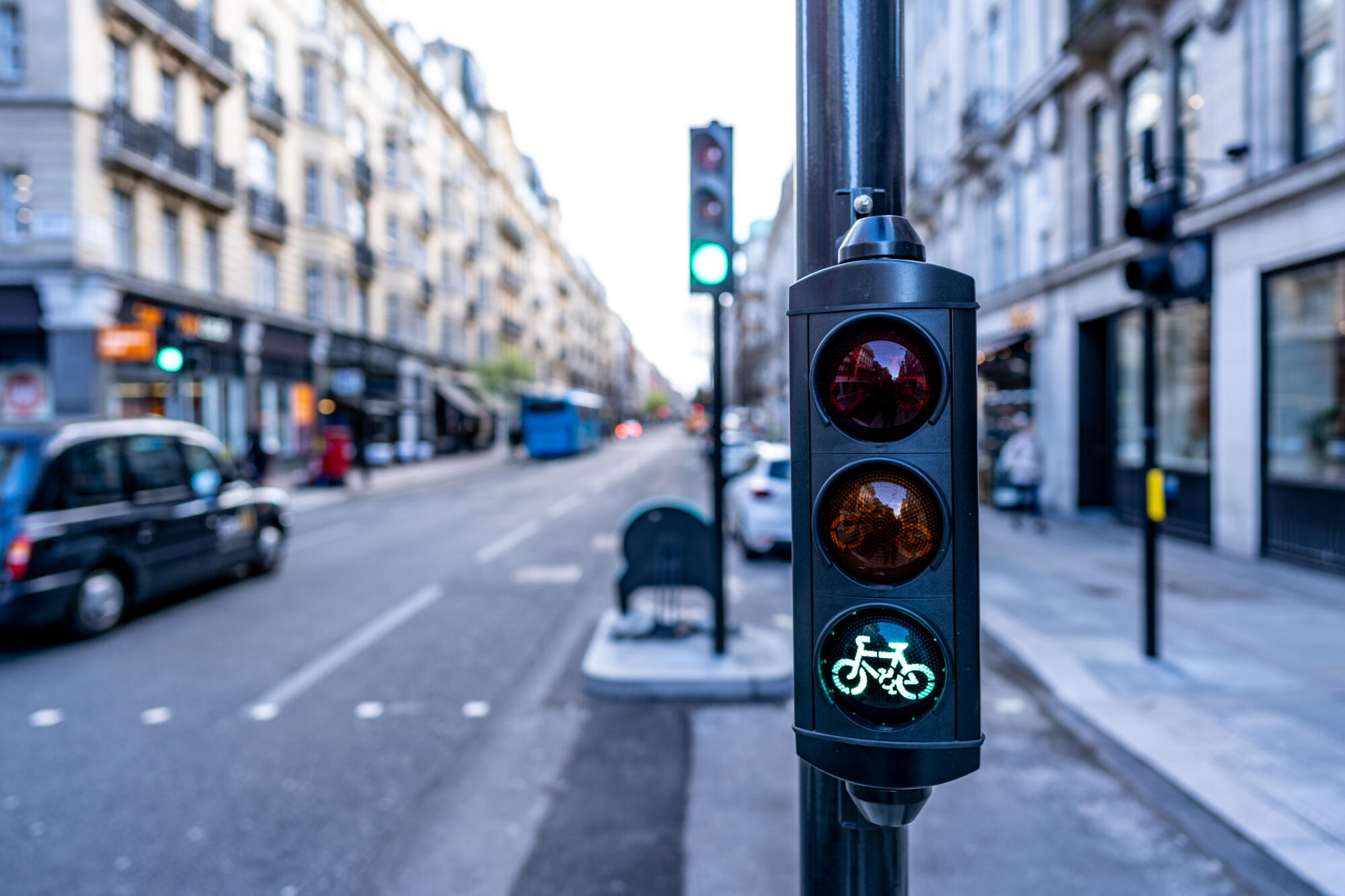 Cycling cities webinar series:  Cost-benefit comparisons of bicycles vs cars