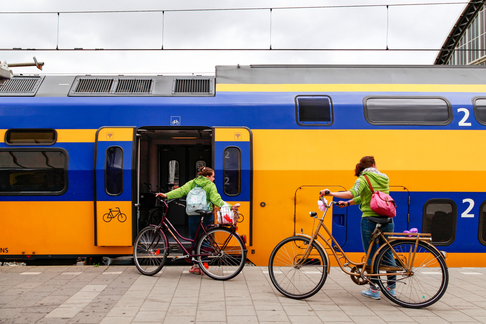 There is an urban and regional side to the European Year of Rail story